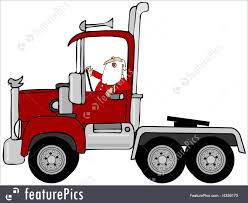 Holidays: Santa Driving A Red Semi Truck - Stock Illustration ... Santa Driving Delivery Truck Side Stock Vector 129781019 The Driver Is Holding The Steering Wheel And Driving A Truck On Psd Driver Trainee First Time Youtube Does Advent Of Automatic Tracks Threaten Lives Do You Drive United States School Transition Trucking Winner Fulfills Childhood Dream By Illustration Gold Cartoon Key Mascot How To Drive With An Eaton Fuller Road Ranger Gearbox An Old Pickup With A Stick Shift Real Honest Mom To Hill Start Assist
