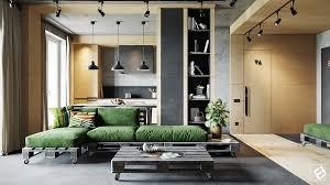 104 Interior Design Loft 7 0 On Behance