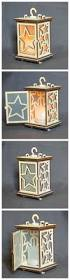 Laser Cut Lamp Dxf by Two Sizes Of Laser Cut Lantern Download Dxf Project Files For