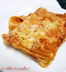 jeux de cuisine lasagne ça titille les papilles lasagnes à la bolognaise mascarpone et