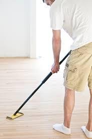 Applying Polyurethane To Hardwood Floors Youtube by Refinishing Hardwood Floors With A Rental Floor Sander