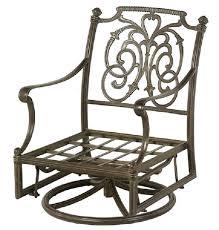 st augustine by hanamint luxury cast aluminum patio furniture