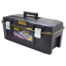 STANLEY FATMAX 028001L Structural Foam Tool Box, 28 In. - Walmart.com Best Decked Truck Bed Toolbox Featured On Diesel Brors To Modern Storage Boxes For Trucks Eby Tool Box Welcome Rodoc Sales Shop At Lowescom 12 In With Top Tray Plastic Portable The Home Depot Amazoncom Dee Zee 6535p 35 X 13 14 Poly Utility Chest Crossover Ships Free Price Match Guarantee Side Wheel Well Free Shipping Gepro Underbody Toolboxes Sonderborg Plastic Huge Selection Of Pickup Toolboxes