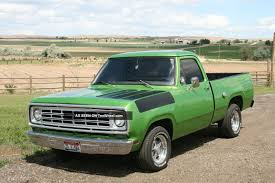 1976 Dodge Pickup Truck, Gmc Box Truck For Sale | Trucks Accessories ...