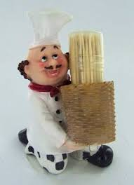 Fat Italian Chef Kitchen Theme by Fat Chef Toothpick Holder Kitchen Decoration Azp Chef Http Www