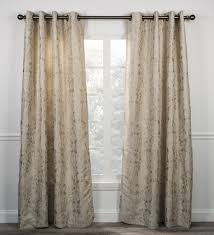 Jacobean Floral Country Curtains by Ballard Paisley Print Tie Up Shade Window Curtain Window Toppers