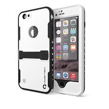 Ghostek Atomic White Apple iPhone 6 Plus Waterproof Case