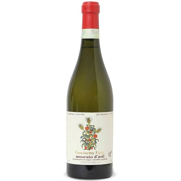 Vietti Cascinetta Moscato d'Asti (Vintage Varies) - 750 ml bottle