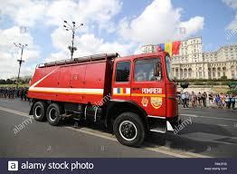 100 Firefighter Trucks Bucharest Romania September 13 2018 Vintage Firefighter Trucks