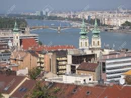 100 Birdview Of Budapest In Hungary