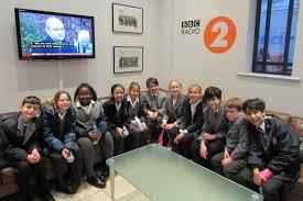 100 North Bridge House Pupils Spice Up BBC Radio 2 With Mel C