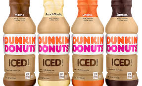 Large Pumpkin Iced Coffee Dunkin Donuts by French Vanilla Iced Coffee Dunkin Donuts Nutrition Facts Best