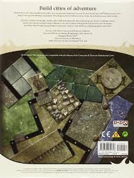 dungeons and dragons tiles master set buy dungeon tiles master set the city an essential dungeons