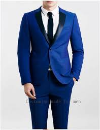 popular royal blue formal suits men buy cheap royal blue formal