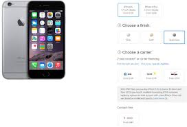 Apple iPhone 6 Plus carrier and retail pricing on Verizon AT&T
