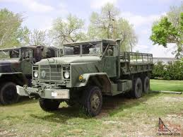 AM General M923 5 Ton Truck With Spicer Hydraulic Winch