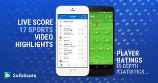 Quick Sofa Score Calculator by Sofascore Live Score App Free Download