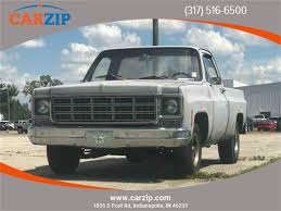 100 1977 Gmc Truck GMC Sierra For Sale ClassicCarscom CC1170835