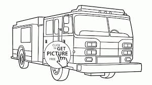 Free Fire Truck Coloring Pages To Print Fresh Fire Truck Coloring ...