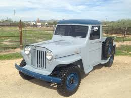 100 Willys Truck Parts 1947 Pickup The Jeep Farm