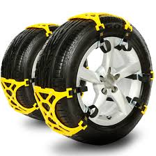 Buy Snow Chains For Cars, New Car Universal Tire Snow Chain, Tyre ...