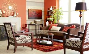 Pier One Mosaic Floor Lamp by Pier 1 Living Room With The Abbie Sofa In Chocolate And Blayne
