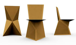 Diy A Cardboard Chair