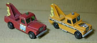 100 Tow Truck In Spanish Toys From The Past 930 GUISVAL LAND ROVER GRA 1976