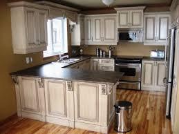 armoire cuisine en bois relooker des armoires de cuisine recherche déco cuisines
