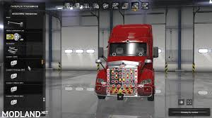 Tuning Accessories For Trucks ATS Mod For American Truck Simulator ... American Truck Simulator Peterbilt 379 Exhd By Pinga Youtube Download Mzkt Volat Interior Mods Nice Ford 2017 Order From Salesmoodybluede 2013 F150 Tailgate Atsamerican Man Tgx With All Cabins Accsories A Collection Of Accsories For Tractor Kenworth W900 Freightliner Cascadia Truck V213 Ats Inspiration V 10 Sisls Mega Pack V251 16 Oversize Load Huge Pile Driving Ram T680 Haulin Home Volvo Chrome Best Extra Mod