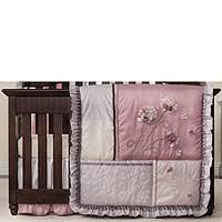 Precious Moments Crib Bedding by Kids Line Fleur 9 Piece Crib Bedding Set Babies