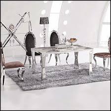 esstisch sets marmor esstisch 4 stühle moderne stilvolle esszimmer set billig esszimmermöbel senden aus china