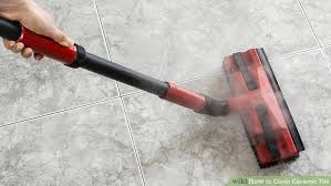 3 ways to clean ceramic tile wikihow
