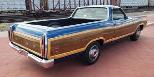 100 Ranchero Truck A 1971 Ford Squire For When An El Camino Doesnt Have
