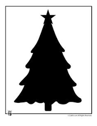 1263 Best Christmas Templates Images On Pinterest In 2018 For Tree Cutout Template