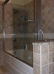 best way to handle top of shower curbs tiling contractor talk