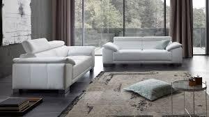 antonio sofa 202 cm leder multipolster