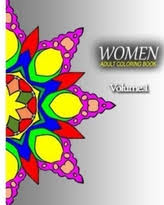 Women Adult Coloring Books Volume 1 Best Sellers For