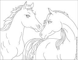 25 Unique Horse Coloring Pages Ideas On Pinterest