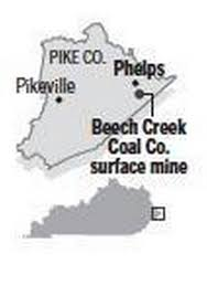 Kentucky Labor Cabinet General Counsel by State Lawmaker Holds Permit For Coal Mines With U0027pattern Of