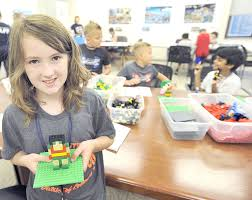 The Learning Lamp Inc Johnstown Pa by Watch Video Lego Learning Pitt Johnstown Camp Teaches Kids The
