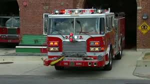 100 Fire Truck Sirens Fighters Sue Siren Maker Over Their Hearing Loss Fox News