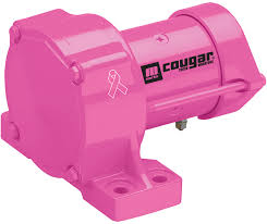 Coal Zoom | Martin Engineering Vibrators Go Pink For Breast Cancer ...