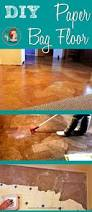 Best Type Of Flooring Over Concrete by Paper Bag Floor Step By Step Tutorial How To Make A Paper Bag
