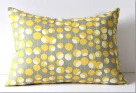 Awesome Yellow Throw Pillows Pier e