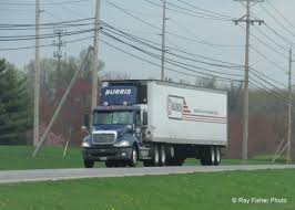 Burris Logistics - Milford, DE - Ray's Truck Photos