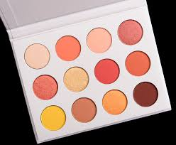 Colour Pop Yes Please 12 Pan Pressed Powder Shadow Palette