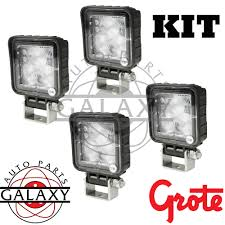 Brand New Black LED Grote Select 12v Flood Lamp 600 LUMES ( Pack ... Light 2 X 6 Inch Amber Led Strobe Grote Oval Grote 537176 0r 150206c Oem Truck Light 5 Wide With Angled Grotes T3 Truck Tour The Industrys Most Impressive Lights Amazoncom 77913 Yellow 360 Portable Battery Operated 1999 2012 Ford Box Van Cutaway Trailer Tail Lights New 658705 Light Kit Automotive 4 Grommets For 412 Id 91740 Joseph Grote Red Bullseye For Trailers Marker Lighting Application Gallery Industries Releases New Lighting Family Equipment Spotlight Leds Make Work Brighter Ordrive Owner
