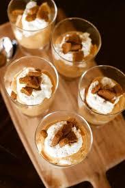 Pumpkin Pie Mousse Parfait by Pumpkin Gingersnap Crunch Parfaits Recipe Reluctant Entertainer