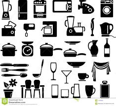 Kitchen Appliance Clipart Free